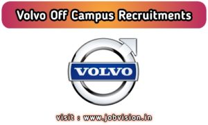 Volvo Recruitment