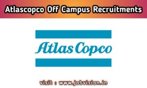 Atlas Copco Recruitment