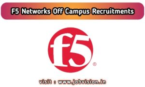 F5 Networks Recruitment