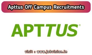 Apttus Off Campus Drive