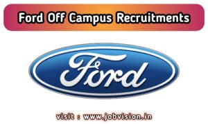 Ford Motor Off Campus Drive