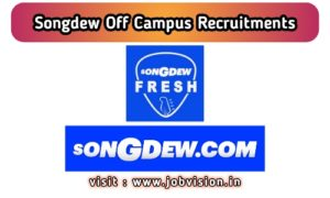Songdew Off Campus Drive