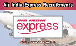 AIE - Air India Express Recruitment