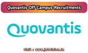 Quovantis Technologies Off Campus