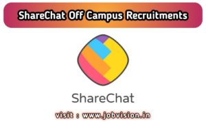 ShareChat Off Campus Drive