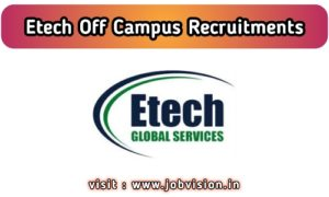 Etech Global Off Campus Drive