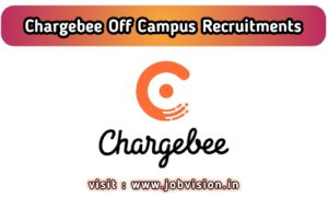 Chargebee Off Campus Drive