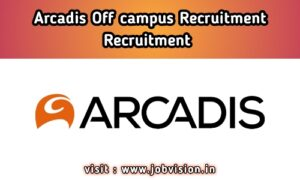 Arcadis Recruitment 2020