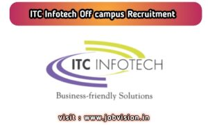 ITC Infotech Recruitment