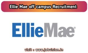 Ellie Mae Off Campus Drive 2020 | Software Engineer | BE / B.Tech | Pune , Maharashtra