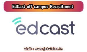 EdCast Off Campus Drive