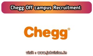 Chegg Recruitment