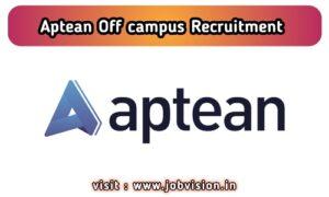 Aptean Recruitment 2020 | Associate Analyst | B.Com / M.Com / MBA | Bangalore , Karnataka