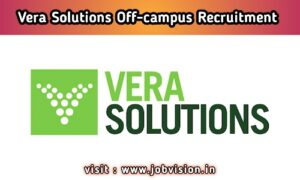 Vera Solutions Off Campus Drive