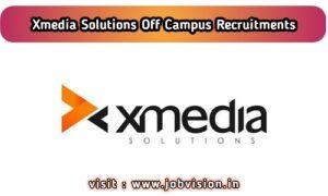 Xmedia Solutions Off Campus Drive