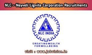 NLC Recruitment