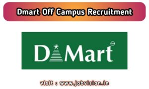 DMart Recruitment