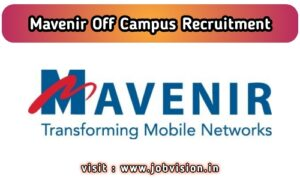 Mavenir Off Campus Drive