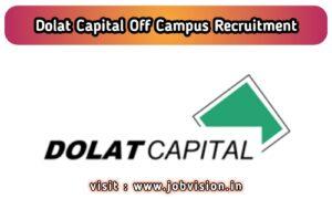 Dolat Capital Off Campus Drive