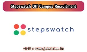 Stepswatch Off Campus Drive