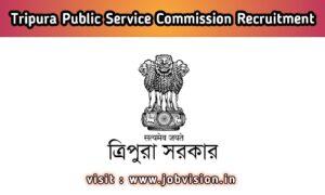 TPSC Tripura Public Service Commission