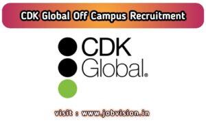 CDK Global Off Campus