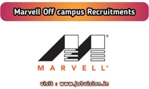 Marvell Recruitment 2020