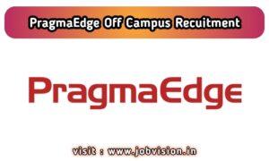 PragmaEdge Off Campus Drive