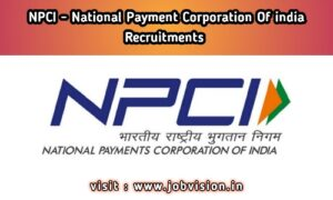 NPCI - National Payments Corporation of India