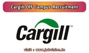 Cargill Off Campus Drive