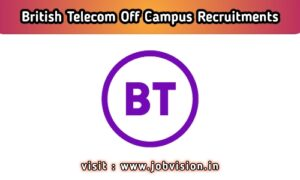 British Telecom Off Campus Drive