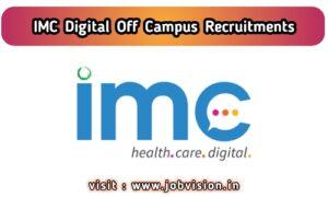 IMC Digital Off Campus Drive
