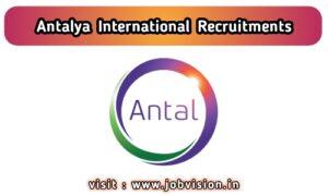 Antal International Recruitment