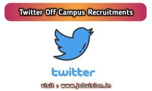 Twitter Recruitment