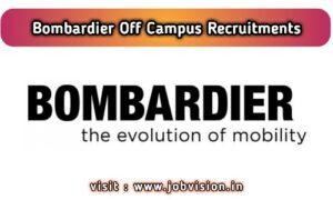 Bombardier Recruitment