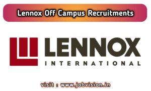 Lennox Off Campus Drive