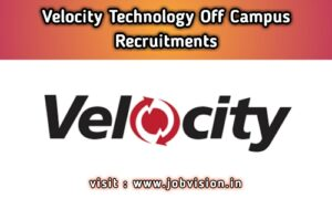 Velocity Technology Off Campus Drive