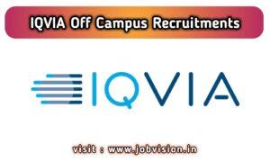 IQVIA Off Campus Drive