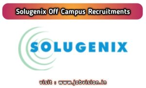 Solugenix Off Campus Drive
