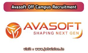 Avasoft Off Campus Drive