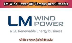LM Wind Power Recruitment