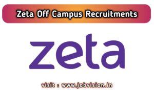 Zeta Off Campus Drive