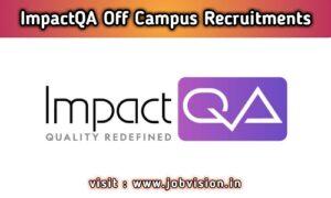 ImpactQA Off Campus Drive