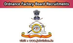 OFB Ordnance Factory Board