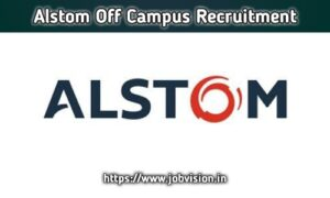 Alstom Off Campus Drive