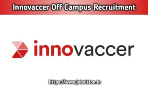 Innovaccer Off Campus Drive