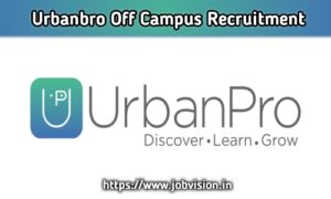 UrbanPro Off Campus Drive