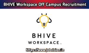 BHIVE Workspace Off Campus Drive