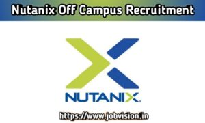 Nutanix Off Campus Drive