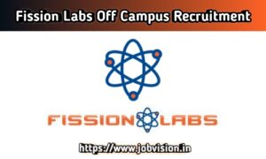 Fission Labs Off Campus Drive